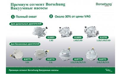 Вакуумные насосы BORSEHUNG - vacuum pump BORSEHUNG