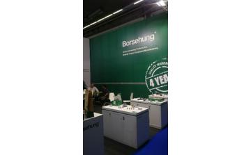 Сентябрь 2016 - Выставка AutomechanikaFrankfurt