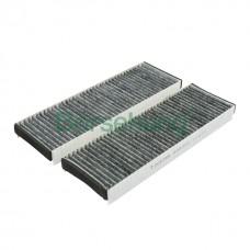 фильтр отопителя угольный комплект 2шт