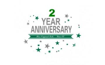 Май 2014 - Сегодня исполняется 2 года с момента выхода BORSEHUNGE на рынок.